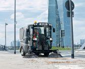Smarte Reinigung: Großreinemachen in den Städten der Zukunft