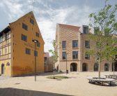 Historischer Platz als neuer Anziehungspunkt in Odense