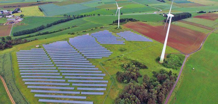 Solarpark: Nach Revitalisierung vor Energie strotzen