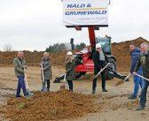 Hald & Grunewald expandiert kräftig