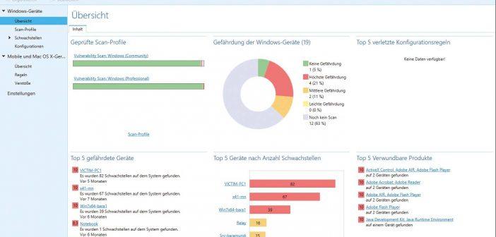 Januar: Baramundi Management Suite: Die IT sicher im Griff haben