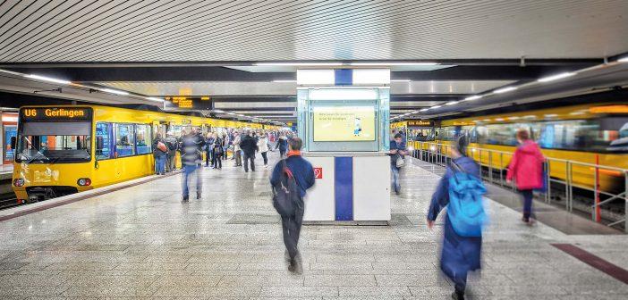 Öffentlicher Personennahverkehr: Nur mit Sicherheit geht es voran